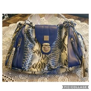 Original By Sharif Bag with Makeup Case